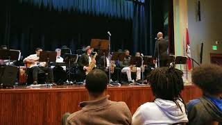 Parkview Jazz Ensemble MALAGUENA