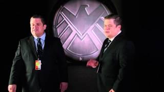SDCC 2014: Agent Koenig greets Hall H for Marvel