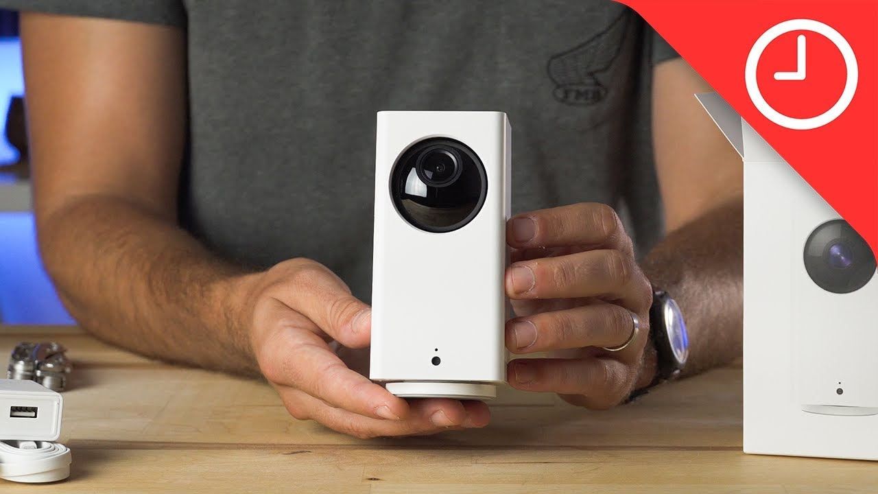 Wyze Cam Pan Review: Incredible features in this $38 pan and