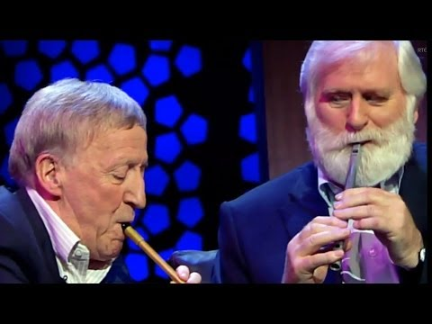 When a Chieftain met a Dubliner | Banish Misfortune | The Late Late Show