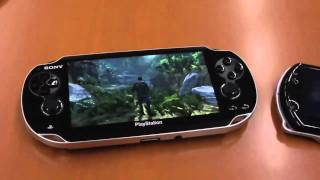 PlayStation Vita (NGP) Vs. PSP GO