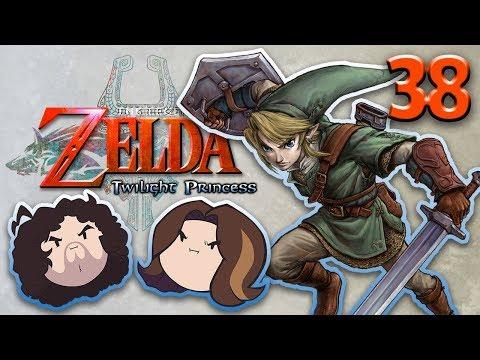 Zelda Twilight Princess - 38 - Scuba Spantzz