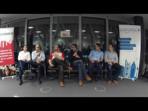 The Robo Advisor-Talk 2016 - Digital Investment Startups