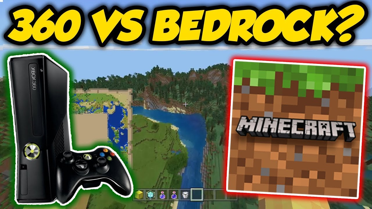 Minecraft Xbox 11 Edition vs Bedrock - Is It Really So Different?