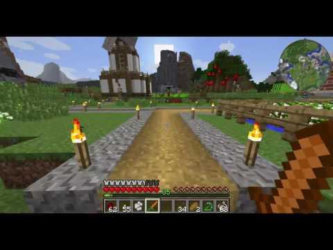 Livestream: Moddet minecraft: Ancient Warfare del 2 [danish]