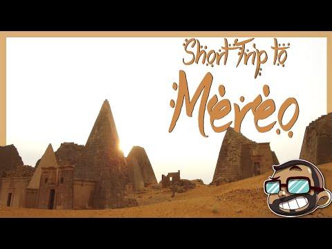 رحلة لمروي البجراوية |  A Trip to Meroë Bajarawia
