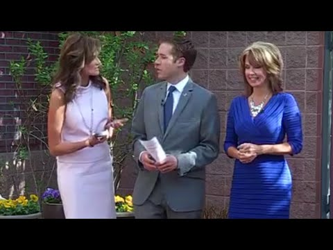 Do These Local News Anchors HATE EACH OTHER? | What's Trending Now