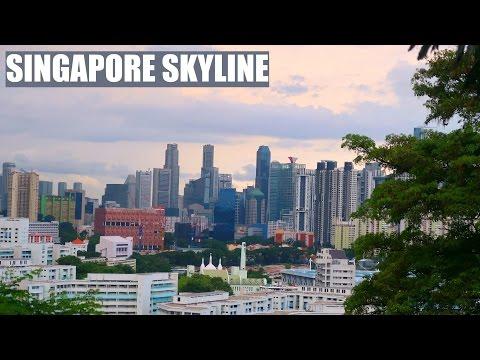Climbing Mount Faber | Singapore