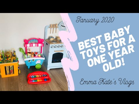 The 11 Best Babies Toys for 1-Year-Olds in 2020