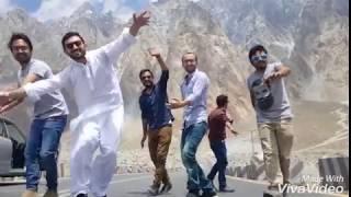 Dance Gilgiti Gojal Hunza Dance Ft. Shina Song