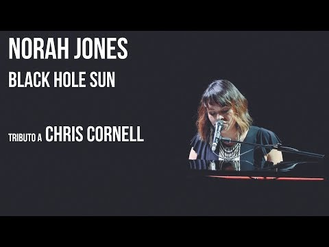 NORAH JONES - BLACK HOLE SUN (cover) | subtitulada en Español + lyrics