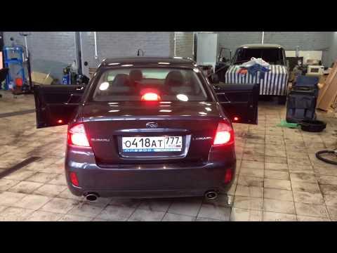 Шумоизоляция двереи автомобиля Subaru Legacy Бюджет