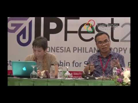 Venture Philanthropy: Menuju Indonesia kurang dari 0.39 - Oxfam