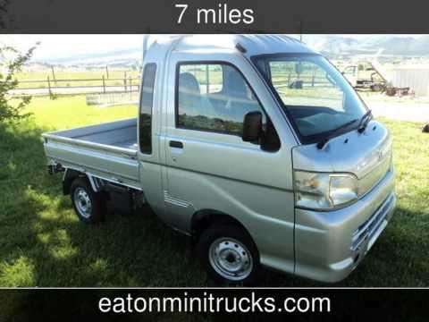 6cf7679cf8 2013 Daihatsu Hijet 4x4 Jumbo Cab Used Cars - Eaton