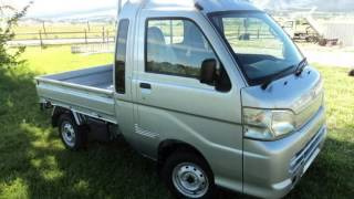 2013 Daihatsu Hijet 4x4 Jumbo Cab  Used Cars - Eaton,CO - 2014-12-13