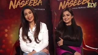 Interaction with Krishika Lulla & Monali Thakur for Music O Re Naseeba