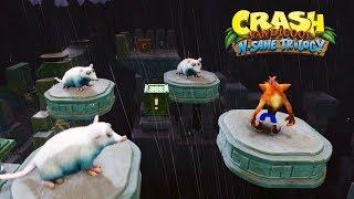 CRASH BANDICOOT 2 no PS4 #5 - Chola Mais, Duduzinho! (Gameplay no PS4 Pro)