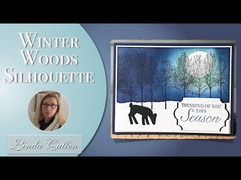 Coffee & Crafts Class:  Night Winter Woods