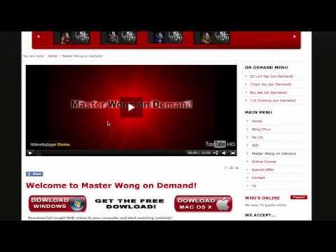 Master Wong Download