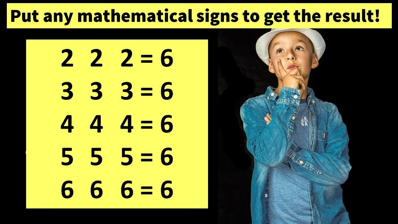 10 Fun Math puzzles from 2019 I Part 1