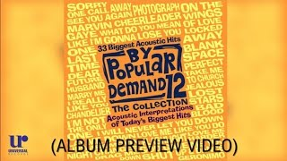 Various Artists - By Popular Demand 12 - (Official Album Preview)