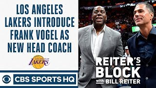 New Los Angeles Lakers Head Coach Frank Vogel is In Over His Head | Reiter's Block | CBS Sports