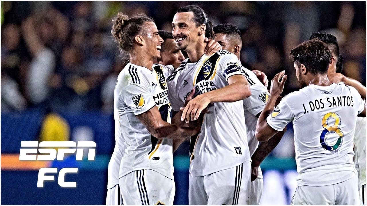 LA Galaxy 3, LAFC 2 | 2019 MLS Match Recap