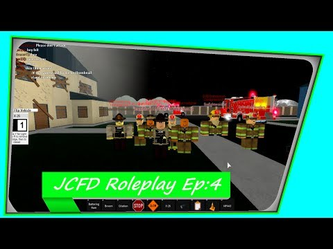Roblox Jefferson City Roleplay [Police Patrol] Ep4