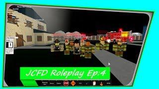 Roblox Jefferson City Roleplay [Police Patrol] Ep4