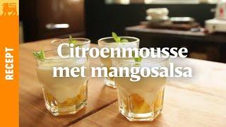 Citroenmousse