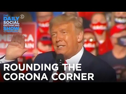 Trump Doesn't Understand How Corners Work | The Daily Social Distancing Show
