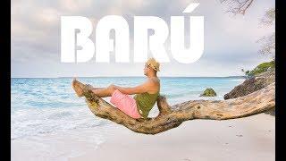 Viaje a isla Barú en Cartagena de Indias Colombia