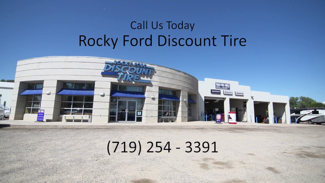 Fenzfilms Rocky Ford Discount Tire Youtube