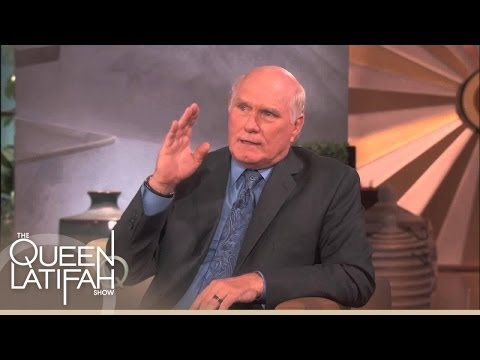 Terry Bradshaw On What He Looks For In A Woman | The Queen Latifah Show