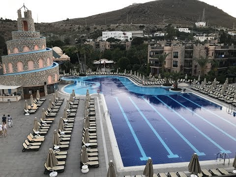 Bodrum Imperial Hotel Turkey 2017