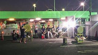 2018/07/01に行われた、石取囃子練習の様子です。