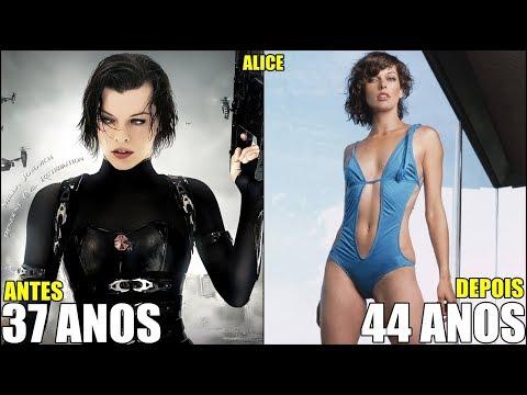 Resident Evil | Antes E Depois (2002) 2020