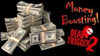 Dead Trigger 2 - How to farm Money / How to get lots of Money