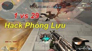 Full x6 Hero V3 Zombie Escape Nâng Cấp, Mẹo Hack Phóng Lựu | TQ97