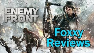Foxxy Reviews: Enemy Front