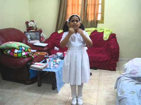 1st Prize   Hannah   Story Telling Class 3   Indian School Sohar, OMAN