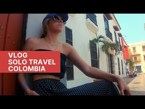 BTS - watch me lost, eating plantain chips & loving Colombia