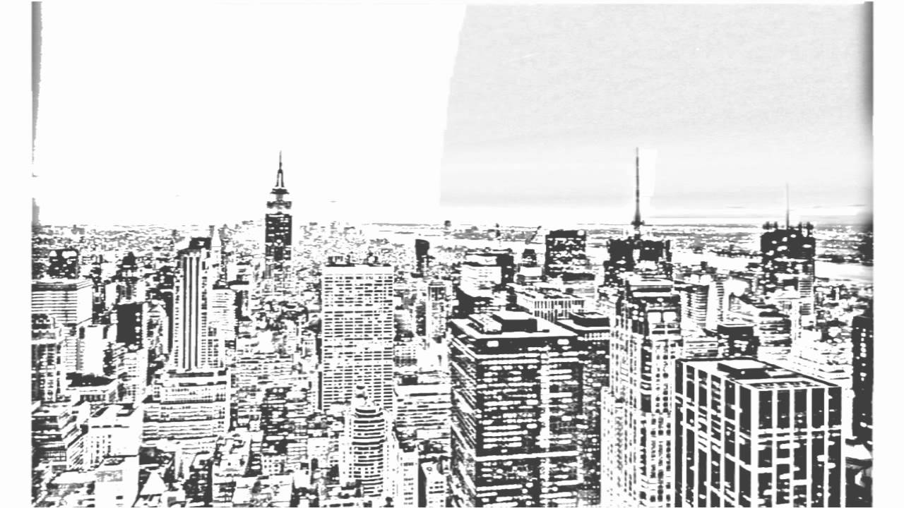 Auto Draw 2: NY Skyline - YouTube