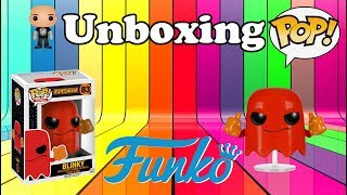 Unboxing Pop! Funko - Blinky nº 83