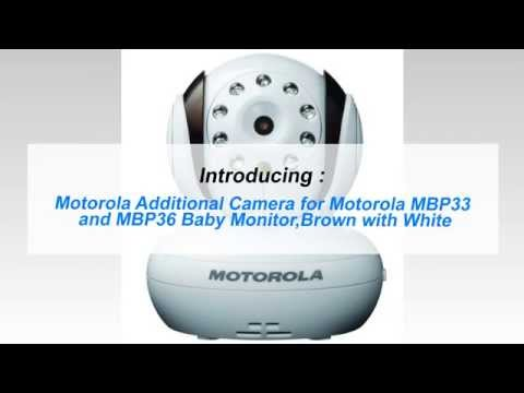 full download review motorola mbp25 2 wireless video baby monitor with two. Black Bedroom Furniture Sets. Home Design Ideas