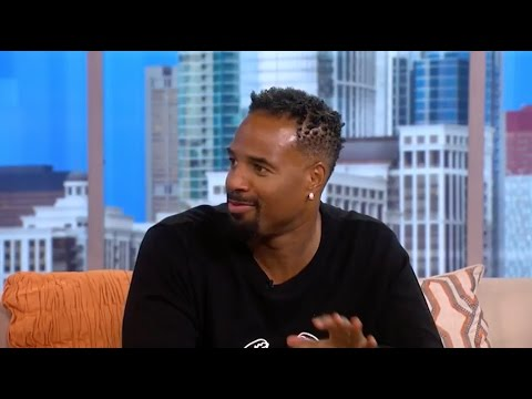 Shawn Wayans on Halloween, TrickorTreating and 'Scary Movie'