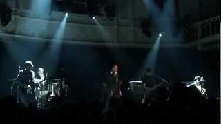 GAVIN FRIDAY- CAUCASIAN WALK+WHERE`YA GO ?GONE - LIVE @ PARADISO AMSTERDAM (NL) - 19.02.2012. PT 1.