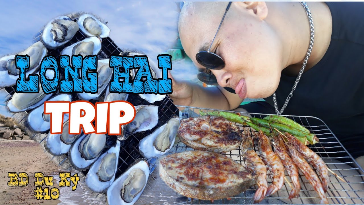 Phượt Long Hải : Phần 1 | Hướng dẫn cách mua hải sản tươi ngon giá siêu rẻ và tìm địa điểm picnic