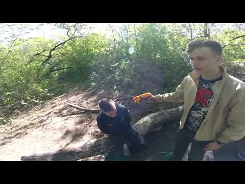 ДИЧЬ 3 (Behind the scenes) Как снимать видео про Нёрф!?