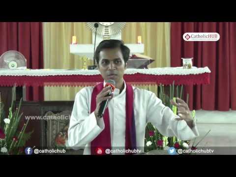 Word of God (Rev.Fr.Sam-VC) @ St Theresa Church, Bandra, Mumbai, Maharashtra, INDIA, 02-06-17